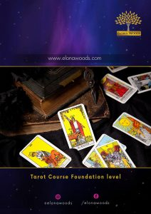tarot course cover