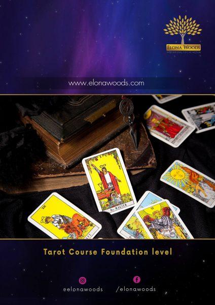 tarot course cover